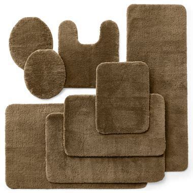 Jc Penney Bathroom Rugs Royal Velvet 174 Plush Bath Rugs Jcpenney Master Bath Remodel Pint