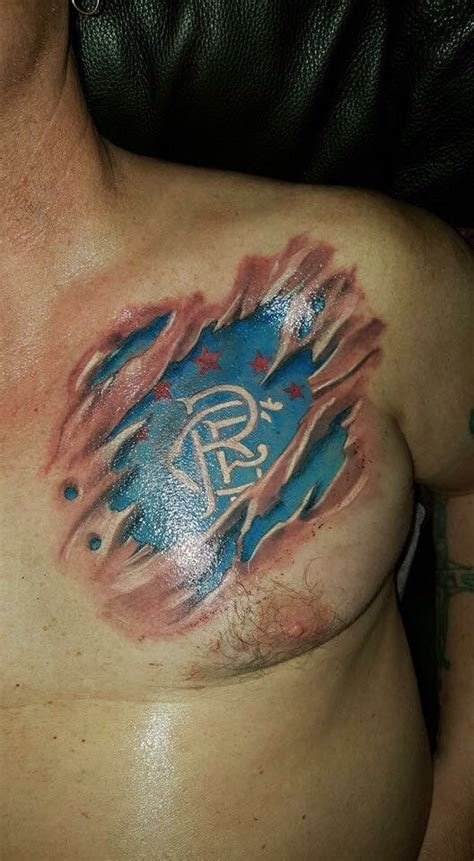 glasgow rangers tattoos designs 53 best images about rangers tattoos on