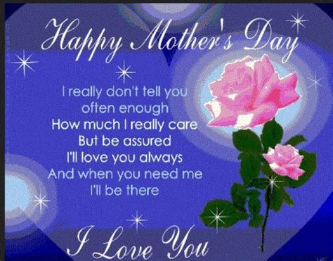 happy mothers day i love you quote pictures photos and
