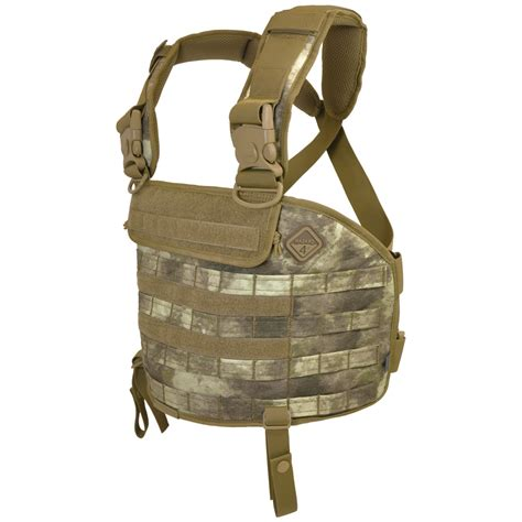 Chest Rug by Hazard 4 Frontline Molle Chest Rig A Tacs Au A Tacs Au