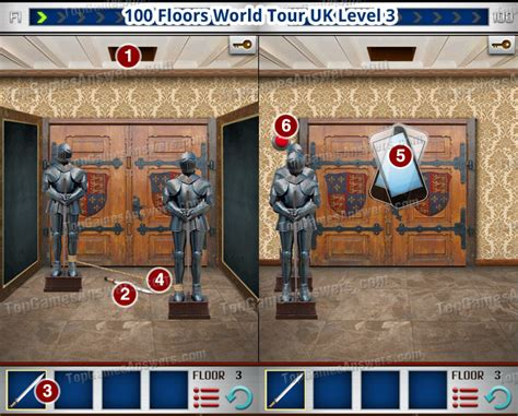 100 floors world tour level 3 100 floors world tour all level walkthrough top