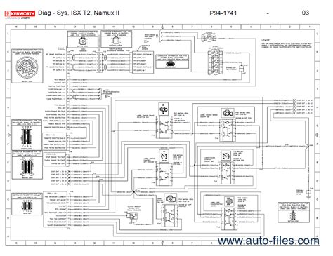 kenworth t800 wiring diagram t free printable