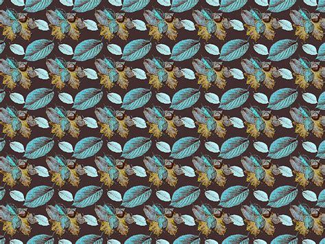 photoshop pattern leaf vintage leaf pattern background decor and ornaments