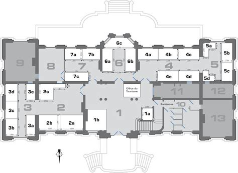 chateau d enghien floor plans castles palaces