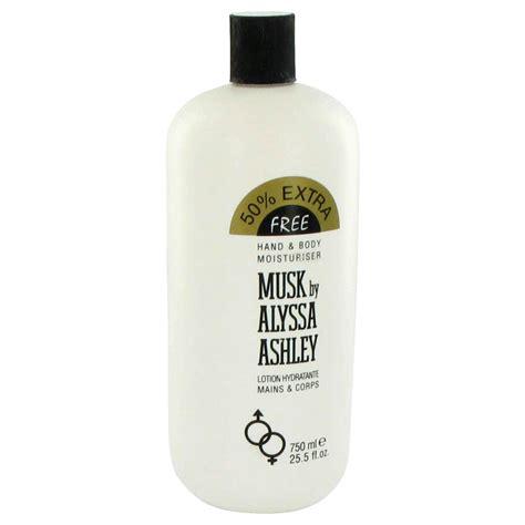 Musk Alyssa 2 x alyssa musk lotion 25 5 houbigant lot ebay