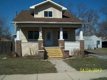 Houses For Sale In Hammond Indiana by 6732 Carolina Ave Hammond Indiana 46323 Reo Home Details