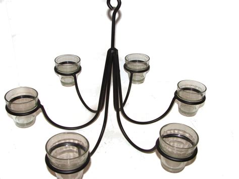 wrought iron hanging candle chandelier wrought iron chandeliers and hanging candle holders