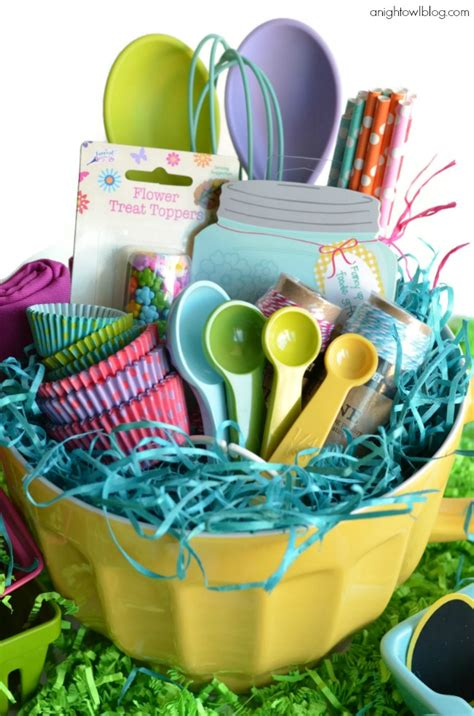 easter bunny basket ideas 25 great easter basket ideas projects