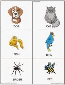 Flash Cards Kid Cards For Kids Printable Animal Flashcards Printable