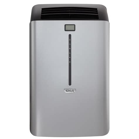 portable room air conditioners shop idylis 12000 btu portable room air conditioner at lowes