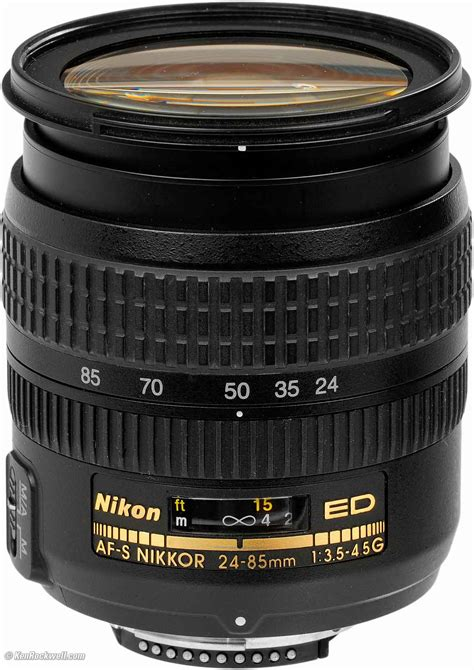 nikon 24 85mm af s g review