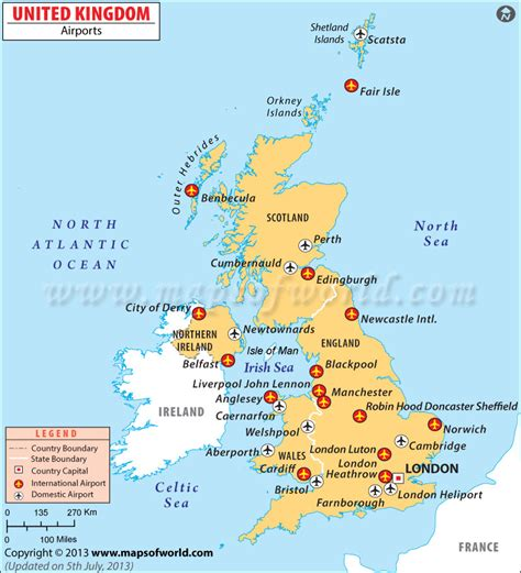 Be You Be Great Intl by Airports In Uk Uk Airports Map