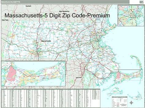 zip code map massachusetts massachusetts zip code map from onlyglobes com