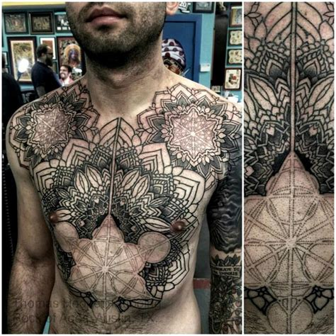 tattoo inspiration chest chest mandala tattoo men tattoos pinterest mandala