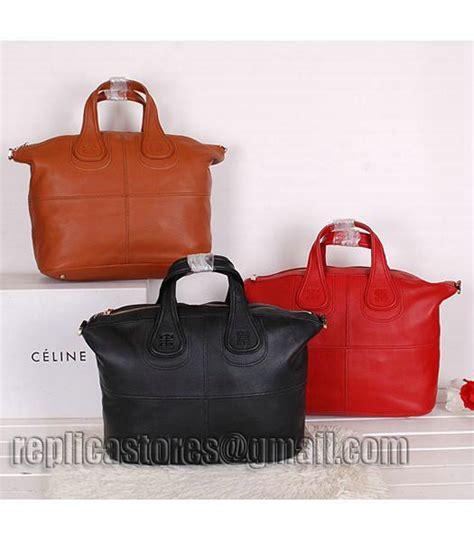 Givenchy Grade Ori givenchy black original leather designer bag medium bag replica handbags