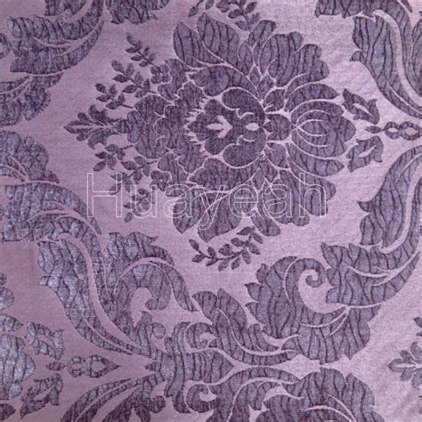 jacquard upholstery fabric polyester chenille jacquard upholstery fabric