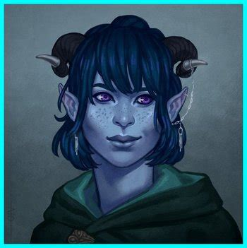fjord and jester underwater kiss critical role wildemount caign characters tv tropes