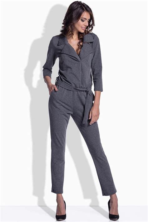 Overall Belt fashion e shop overall with belt and side pockets