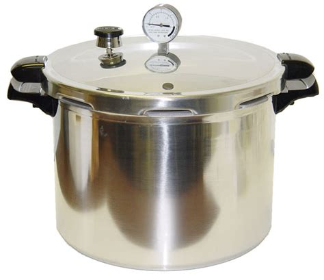 Panci Presto Pressure Cooker how to pressure can food the organic prepper