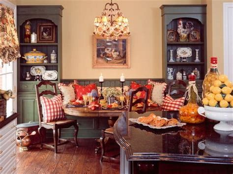 Luxury french country kitchen living room decorating ideas