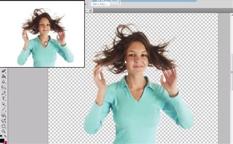 hair selection tutorial photoshop cs3 10 useful photoshop image extraction tutorials creative