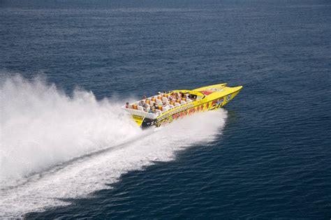 speed boat orlando thriller speedboat miami