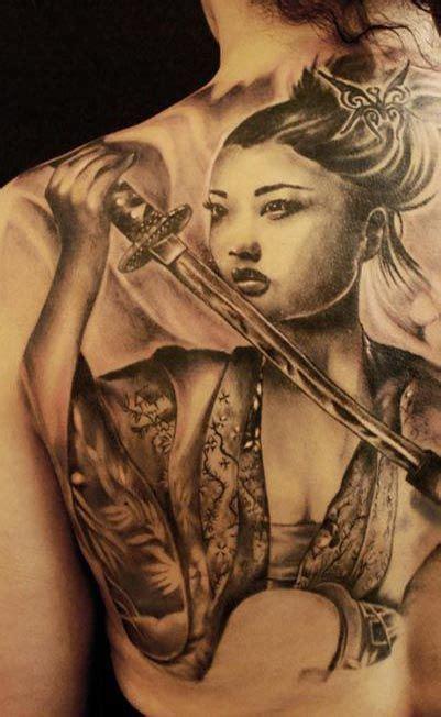 geisha realistic tattoo realistic geisha back realistic tattoo pinterest