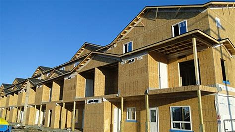 pace housing pace of housing starts slowed in january compared with december cmhc says ctv