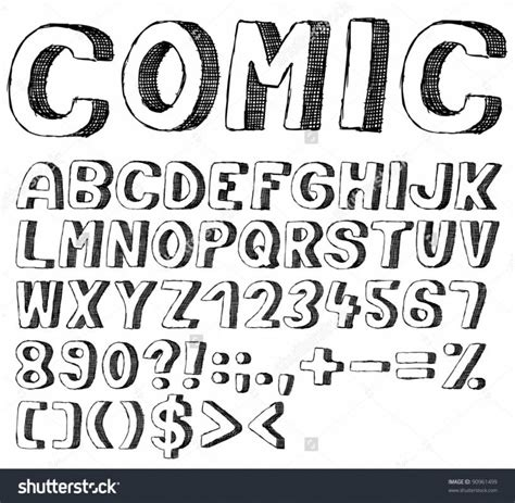lettere gotiche da stare graffiti font styles template business