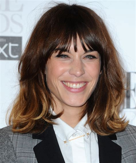 swag hair cuts medium lenght alexa chung hairstyles for 2018 celebrity hairstyles by