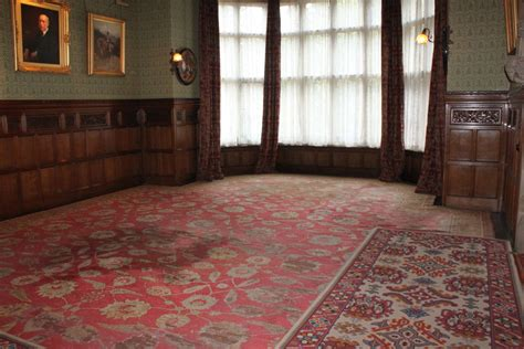 dining room carpet cragside house