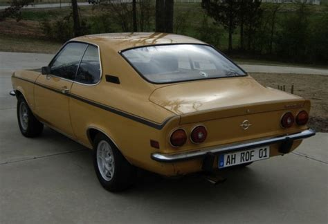 1973 opel manta opel gt for sale related images start 450 weili