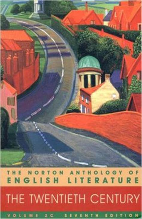 themes in british literature in the 20th century norton anthology of english literature the twentieth