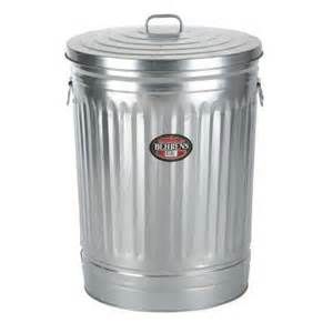 home depot garbage cans ebohls wishlist behrens 31 gal galvanized garbage can