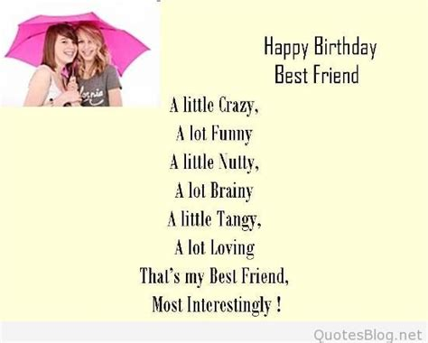 Birthday Quotes For Best Friends Birthday Wishes For Best Friend