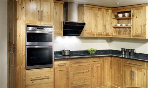 Shaker Kitchen With Granite Worktops by Gallery Pineland Furniture Ltd