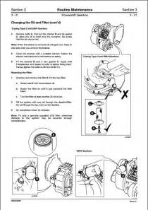 jcb 3cx 4cx 214e 214 215 217 variants backhoe loader service repair manual a repair manual store