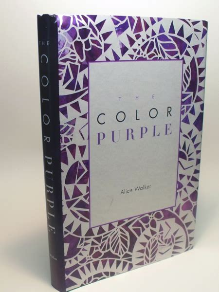color purple book vs the color purple book cover by epopcorns2 on deviantart