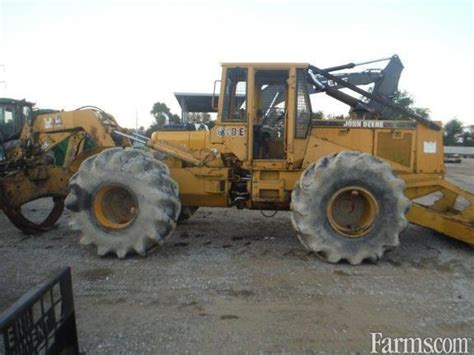 Erb Plumbing by 1993 Deere 648e For Sale Farms