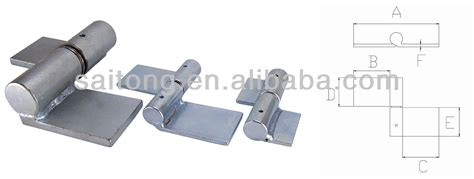 Lc Neo Premium Quality Size S best quality professional metal heavy duty safe weld hinges buy metal heavy duty safe weld
