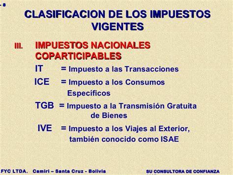 impuestos impuestos y ms impuestos 03 reforma tributaria en bolivia ley 843