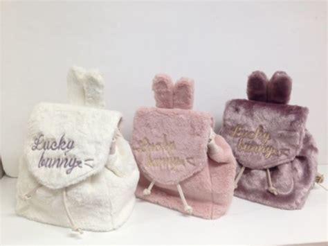Bunny Backpacker Bag bag jfashion bunny backpack kawaii fashion