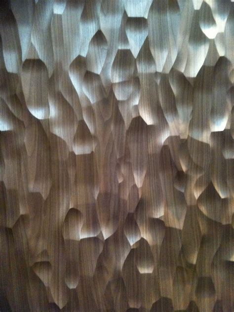 design wall key trends from surface design 3d approach tactile liner asymmetrical combination of