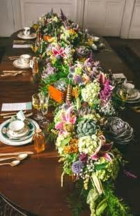 17 best images about floral table runners on