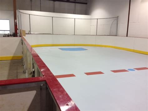 backyard synthetic ice rink backyard ice rinks build a home ice rink and bring on the