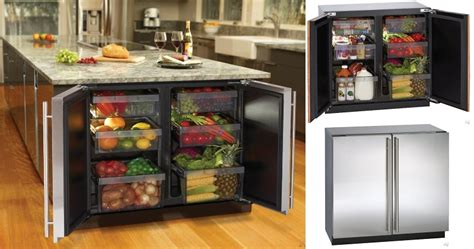 innovative undercounter refrigerator icreatived