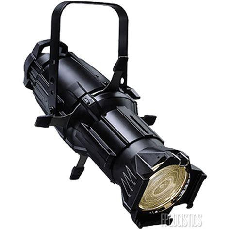 source 4 leko light etc source 4 750w ellipsoidal black edison