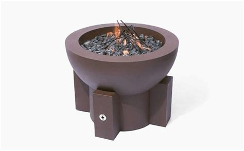 Small Propane Pit Approved Pits Cool Material