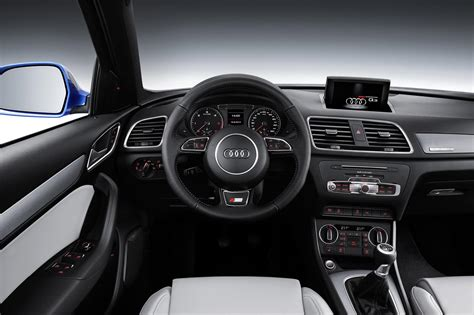 audi q3 dashboard 2015 audi q3 facelift s line dashboard 1 forcegt com