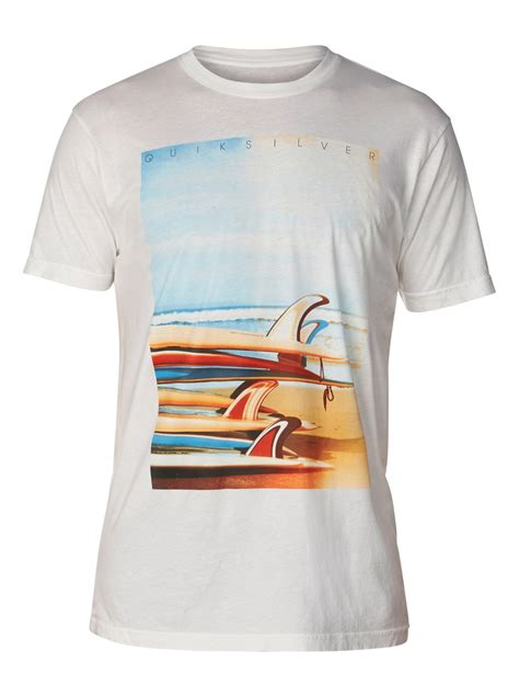 T Shirt Tshirt T Shirt Surfing Kaos Surfing Billabong A5142 surf stack slim fit t shirt aqyzt03048 quiksilver
